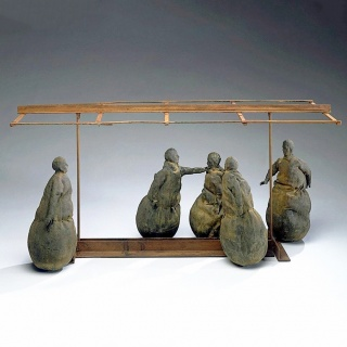 Hirshhorn Museum and Sculpture Garden, Smithsonian Institution, Washington, DC, Gift of the artist, 1996