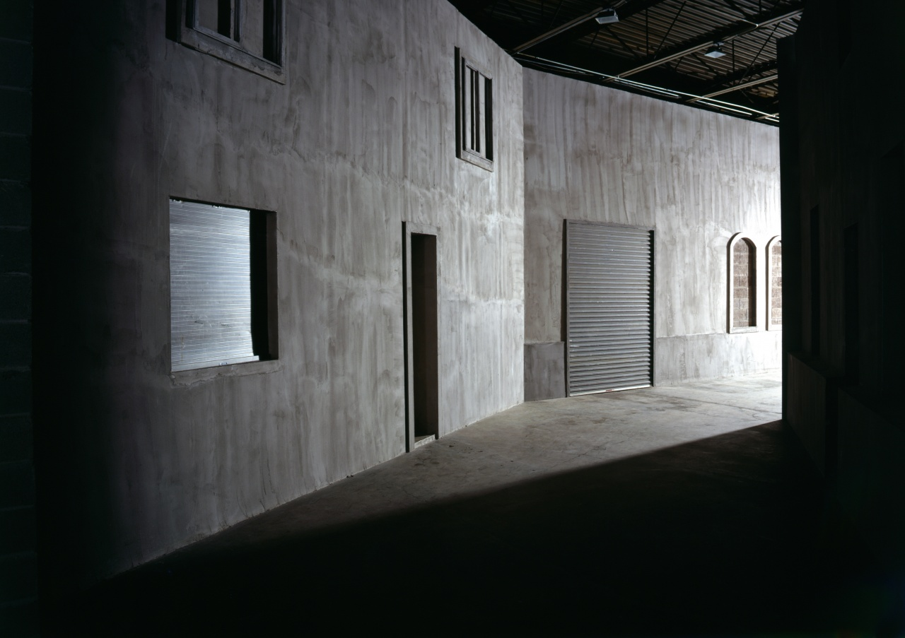 Installation view SITE Santa Fe, Santa Fe, 1998. Photo Attilio Maranzano