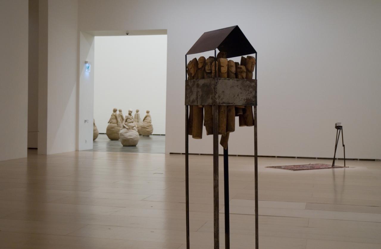 ©FMGBGuggenheim Bilbao Museoa, 2008. Photo: Erika Barahona-Ede